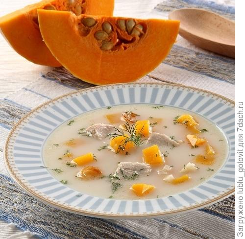Мясной суп с тыквой Фото: Олег Кулагин/BurdaMedia