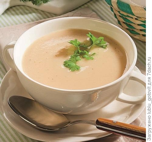 Крем-суп из шампиньонов Фото: Дмитрий Королько/BurdaMedia