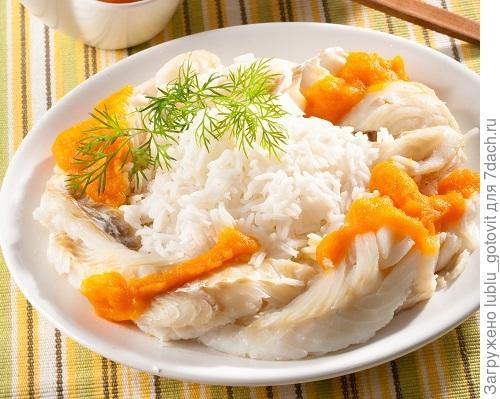 Плетенка из рыбного филе с овощным соусом/Фото: Олег Кулагин/BurdaMedia