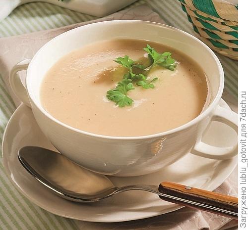 Крем-суп из шампиньонов/Фото: Дмитрий Королько/BurdaMedia