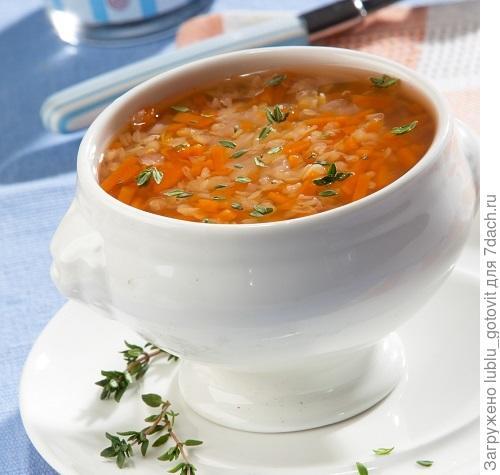 Тыквенный суп с чечевицей/Фото: Олег Кулагин/BurdaMedia