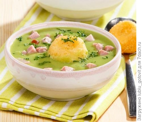 Суп-пюре из картофеля/Фото: Олег Кулагин/BurdaMedia