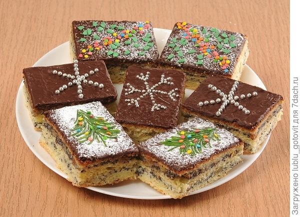 Пирожные дрожжевые с маком/Фото: А. Соколов/BurdaMedia