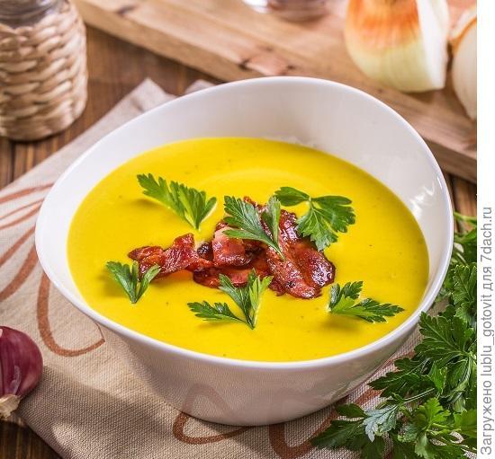 Крем-суп из картофеля/Фото: К. Виноградов/BurdaMedia