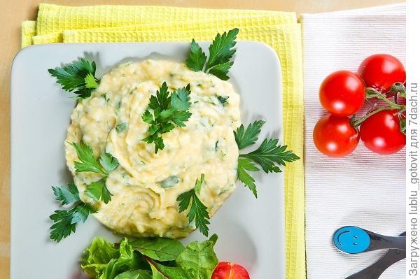 Пюре из картофеля и корня сельдерея/Фото: К. Виноградов/BurdaMedia
