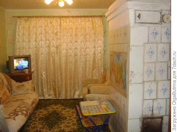 комната маленькая