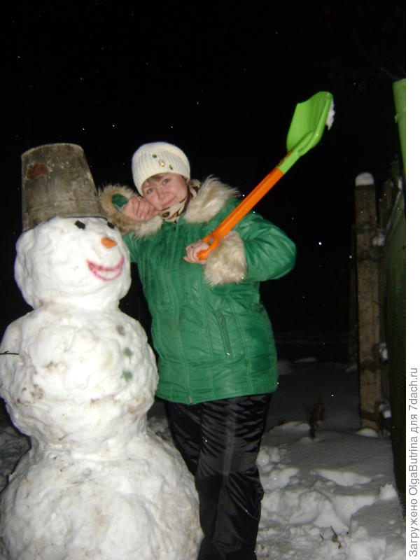 Снеговик шуйский
