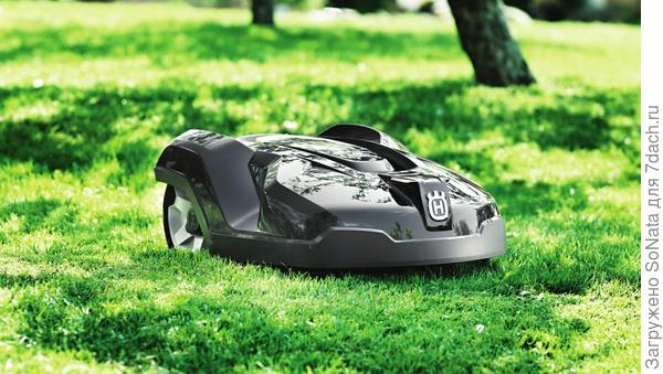 Газонокосилка-робот Husqvarna Automower 320