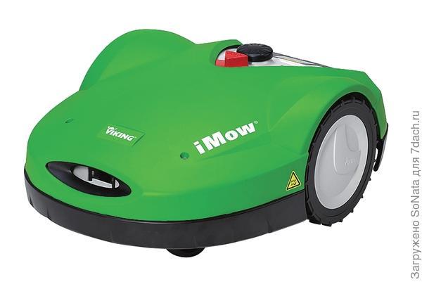 Робот-газонокосилка iMow