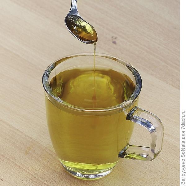 Подсластите чай