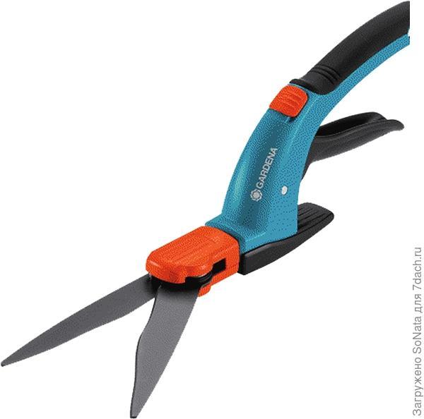 Поворотные ножницы для травы GARDENA Comfort