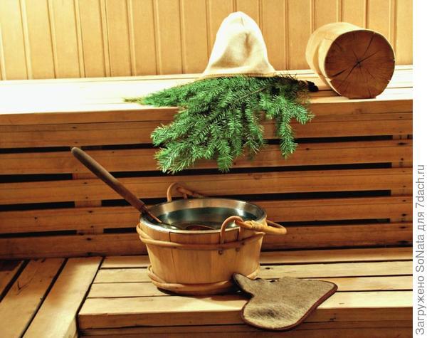 Отделка сауны или бани термодеревом - практичное и удобное решение!
