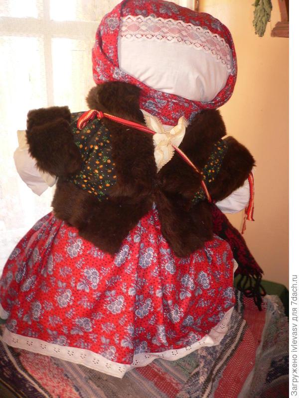 Кукла Коляда.