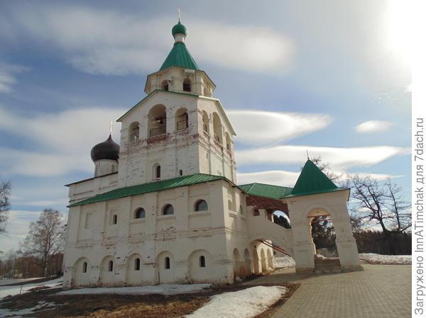 Путешествие в Антониево-Сийский мужской монастырь