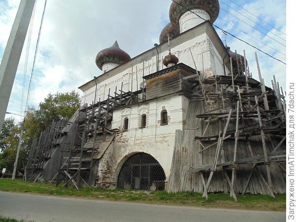 самая древняя церковь