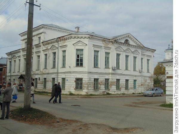 дома Каргополя