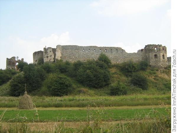 Замок в Ивано-Франковской области
