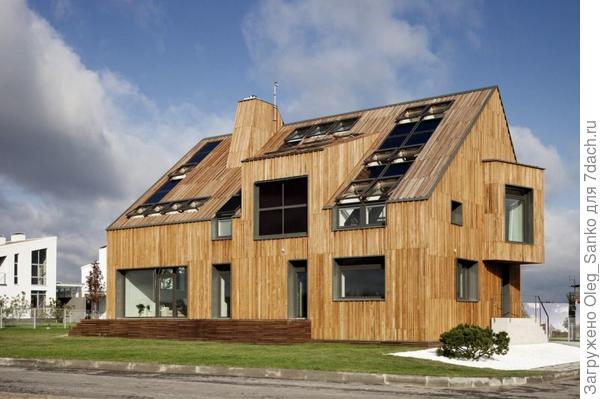 Активный дом Фото: Velux