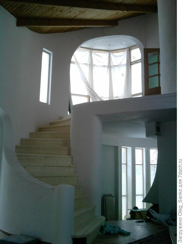 Интерьер дома Болтунова