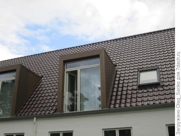 """Такому """"слуховому"""" окну позавидует и иной фасад"""