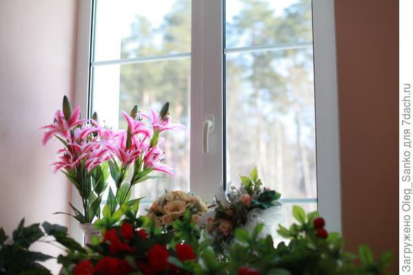 Хорошо утепленное окно. Фото - Proplex