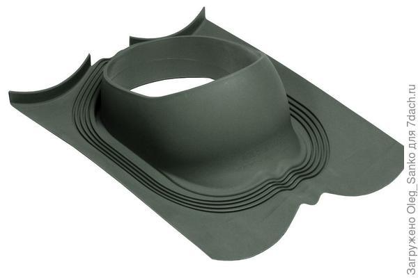 Проходной элемент для металлочерепицы