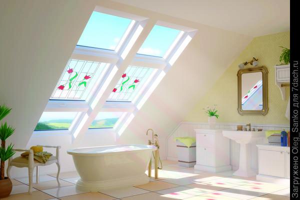 Как выбраться из такого окна? Перед стартом рекомендуется окунуться в ванную купель