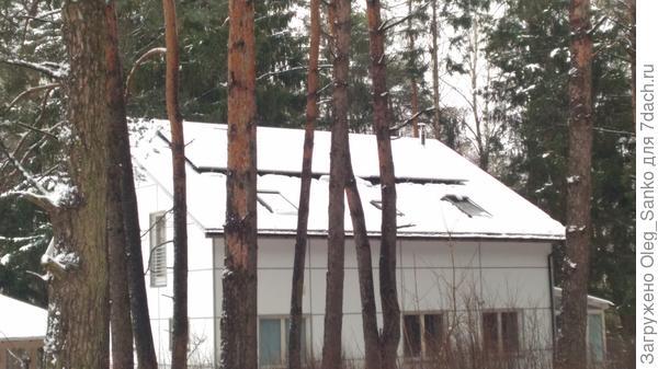 Поселок Гонолес под Минском