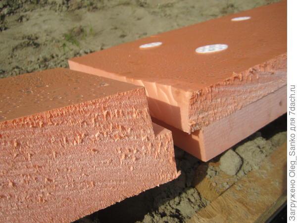 Стыковка теплоизоляционных плит
