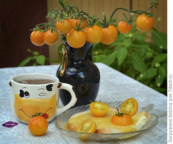 Мой завтрак с Кудябликами