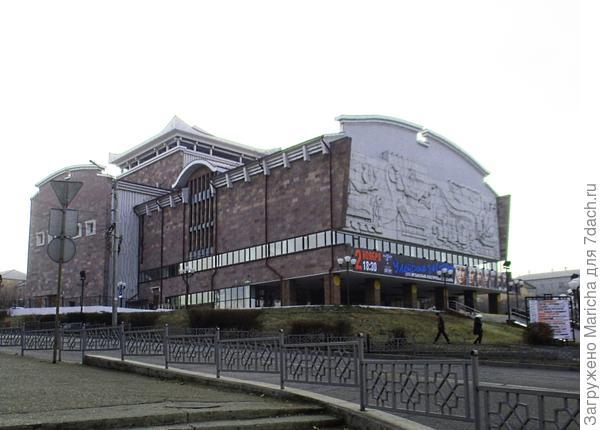 Бурятский драматический театр