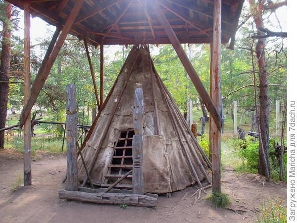 Чум шамана