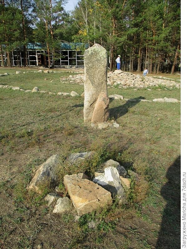 Сторожевые камни (Малый и Большой). Поздний бронзовый-железный век (IV в. до н.р. - VI в.)