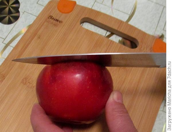 Нож снова острый