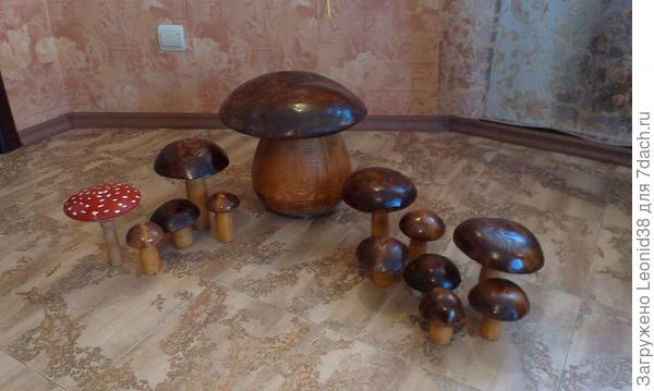 готовая грибница