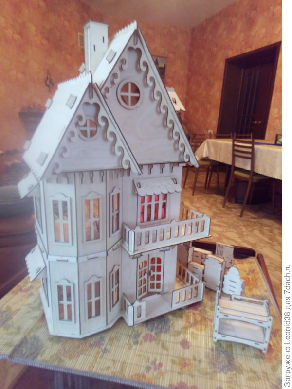 кукольный домик