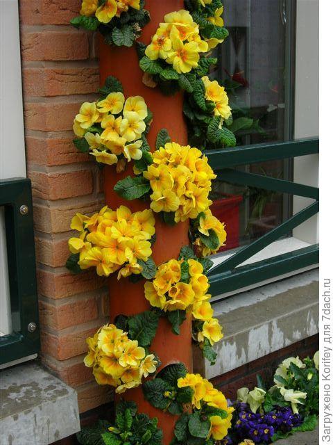 Оформление балконов и террас 6