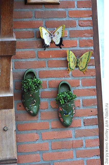 Старая обувь тоже пригодится