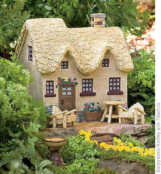 Сказочный домик для детишек