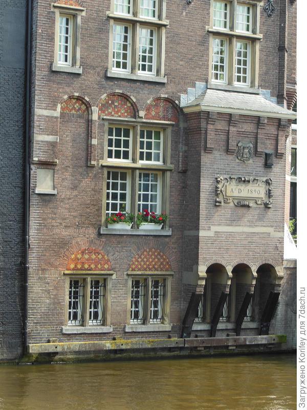 Если Вы думаете, что Вы в Венеции, то это Амстердам -:)