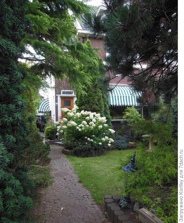 Старинный фамильный сад