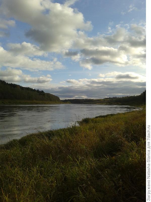 Издалека долго...течет река, Волга!!!