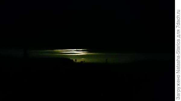 Ночь...луна...