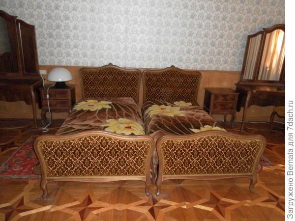 спальня Брежнева