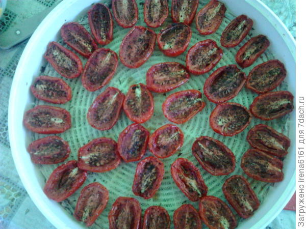 Завяленные помидорки