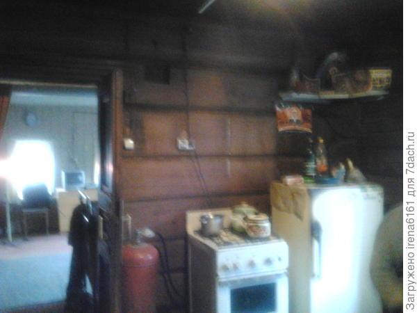 Кухня, стены