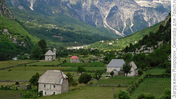 Долины Македонии