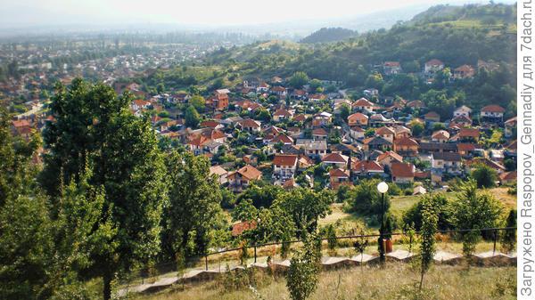 Городки Македонии