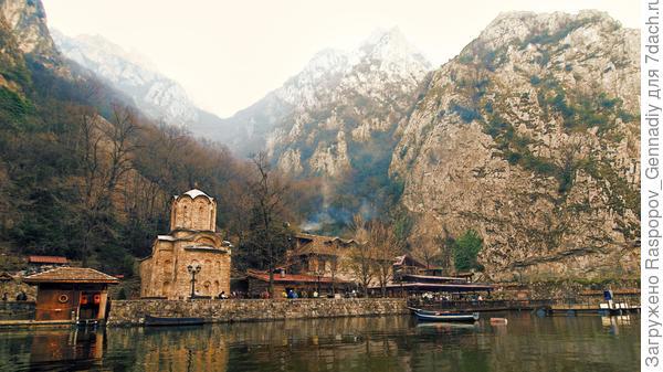 Озера Македонии