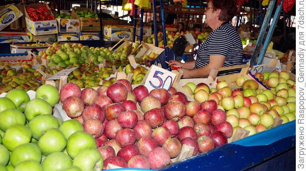 Вкуснейшие фрукты